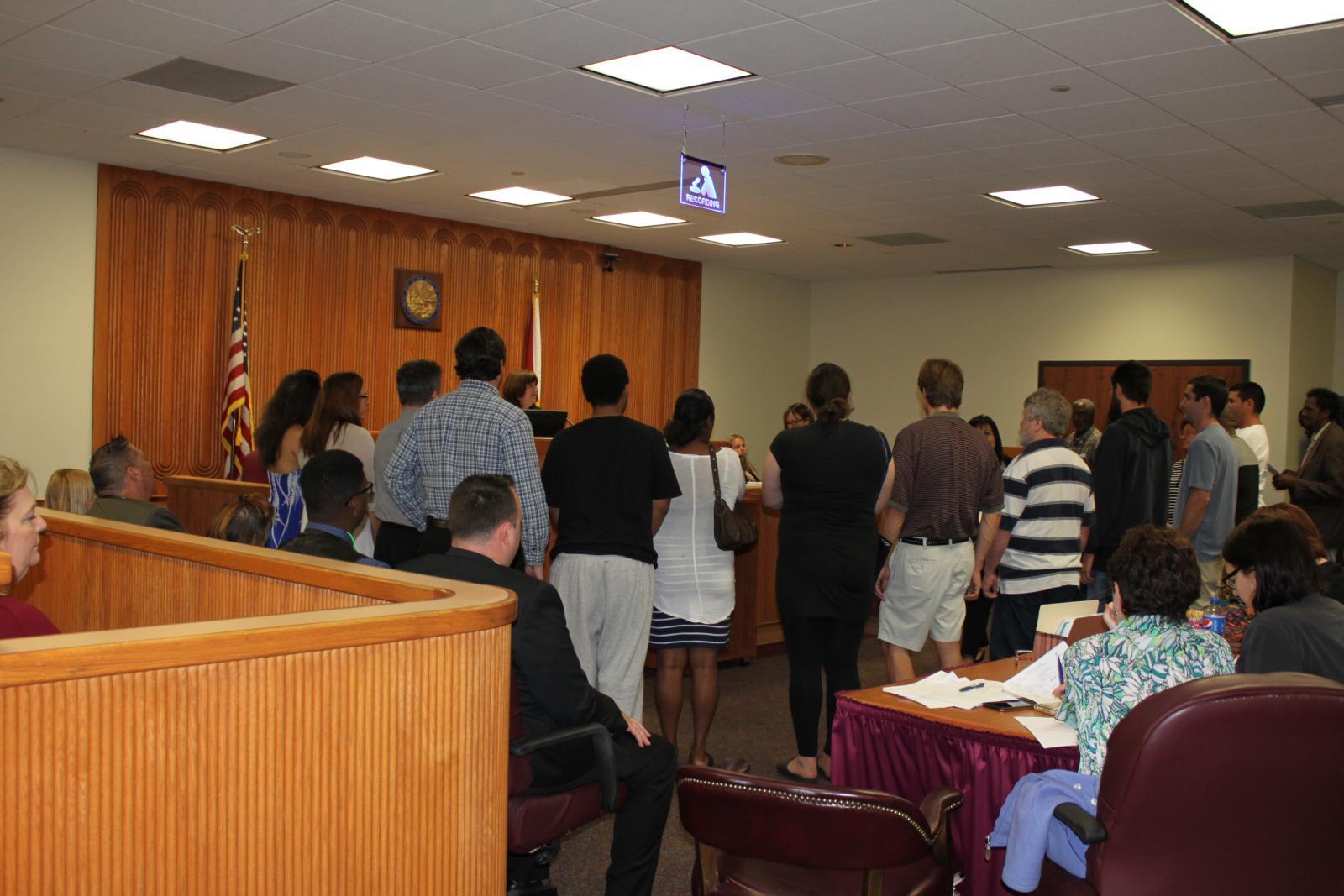 Mental Health Court Graduation 19th Judicial Circuit Court Of Florida