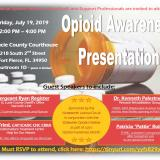Opioid Awareness Presentation